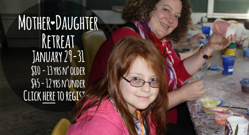 Mother Daughter Retreat 2016