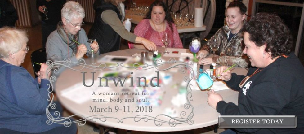 Unwind-Retreat-Banner