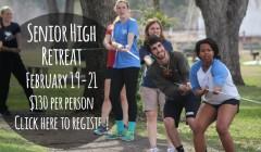 Sr High Retreat 2016